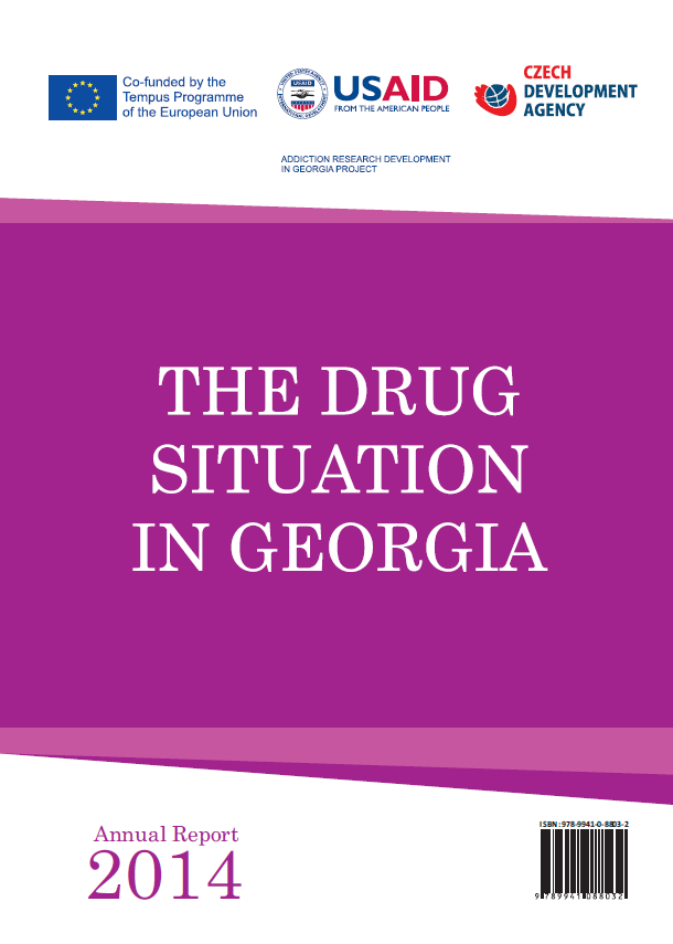 Drug Situation In Georgia 2014